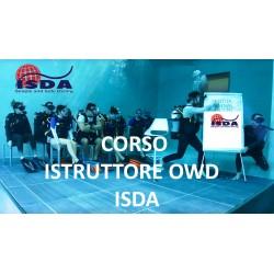 CORSO ISTRUTTORE OWD ISDA