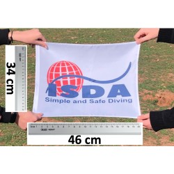 Bandiera ISDA piccola da barca 30x45