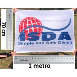 Bandiera ISDA media 70 x 100