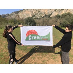 Bandiera GREEN WAVE PROJECT