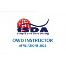 Affiliazione istruttore 2021